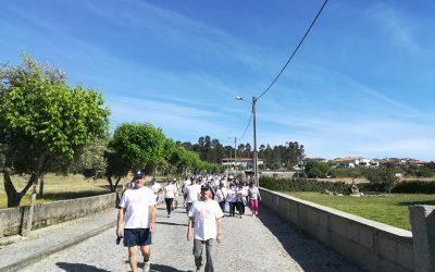 Caminhada de Dornelas solidária com Liga Portuguesa Contra o Cancro