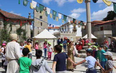 Dia Mundial da Criança comemorado de forma medieval