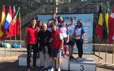 Orientação_Atletas aguiarenses no Porto City Race