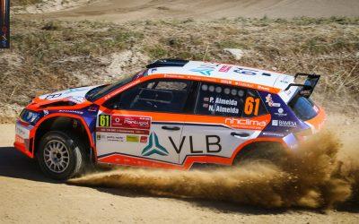 Rali_ARC Sport com desempenho positivo no Vodafone Rally de Portugal