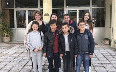 Sete aguiarenses no Concurso Nacional de Leitura