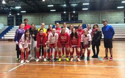 Futsal feminino Seleção sub17